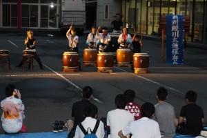 鮫川花火大会