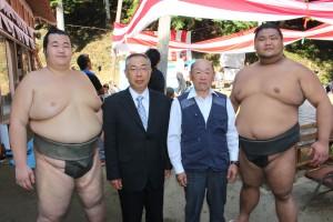 ふるさと相撲 (2)