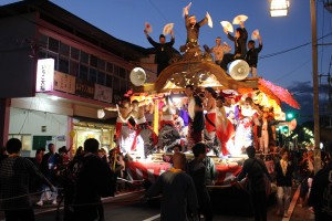 棚倉秋祭り (1)
