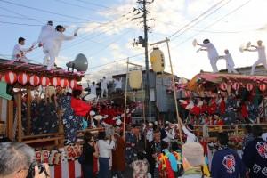 棚倉秋祭り (2)
