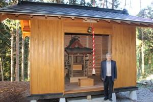 戸中熊野神社